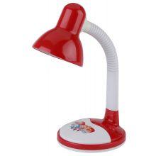 Настольный светильник N-106-E27-40W-R красный Эра