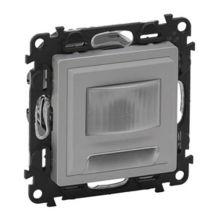 Указатель световой с датчиком движения 180°, с лицевой панелью Valena Life алюминий Legrand