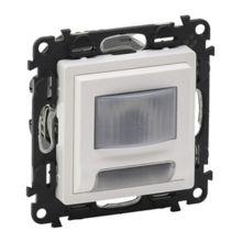 Указатель световой с датчиком движения 180°, с лицевой панелью Valena Life белый Legrand