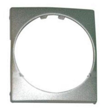 Универсальная лицевая панель Valena алюминий Legrand