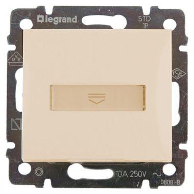 Выключатель Valena для гостиничных номеров стандарт слоновая кость Legrand
