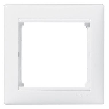 Рамка Valena 1-постовая белая Legrand