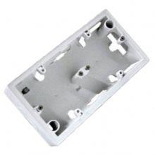 Коробка Valena 2-постовая для накладного монтажа белая Legrand
