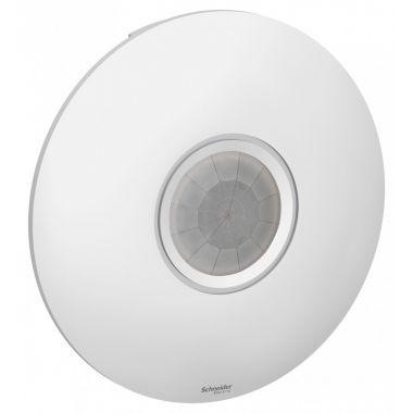 Датчик движения потолочный 2000 Вт 360° AtlasDesign, белый Schneider Electric