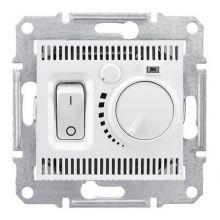 Термостат Sedna для теплого пола, белый Schneider Electric