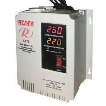 Стабилизатор напряжения АСН-2000Н/1-Ц Lux Ресанта