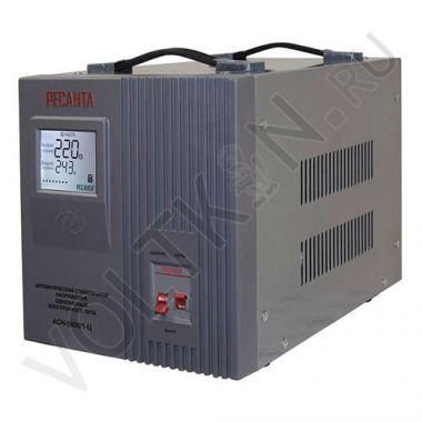 Стабилизатор напряжения АСН-5000/1-Ц Ресанта