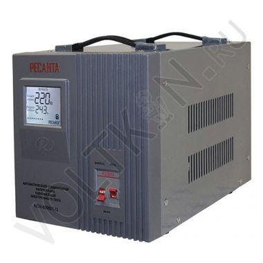 Стабилизатор напряжения АСН-8000/1-Ц Ресанта