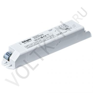Электронный пускорегулирующий аппарат ЭПРА 2х36 NB-ETL-236-EA3 Navigator