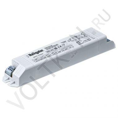 Электронный пускорегулирующий аппарат ЭПРА 4х18 NB-ETL-418-EA3 Navigator
