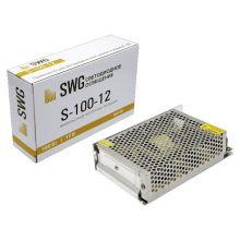 Блок питания LED S-100-12 12V 100W IP20 SWG