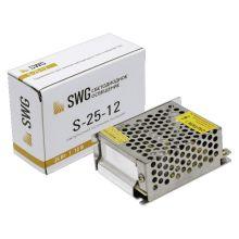 Блок питания LED S-25-12 12V 25W IP20 SWG