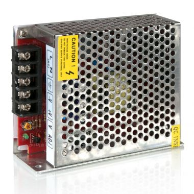 Блок питания LED STRIP PS 60W 12V IP20 Gauss
