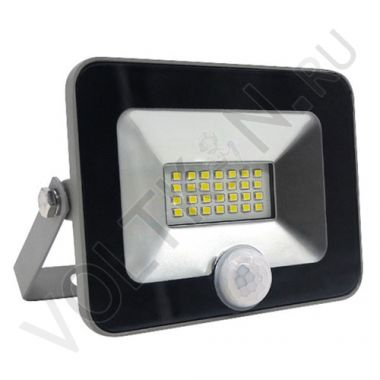 Прожектор светодиодный с датчиком FL-LED Light-Pad Sensor 30W 4200K IP65 Foton lighting